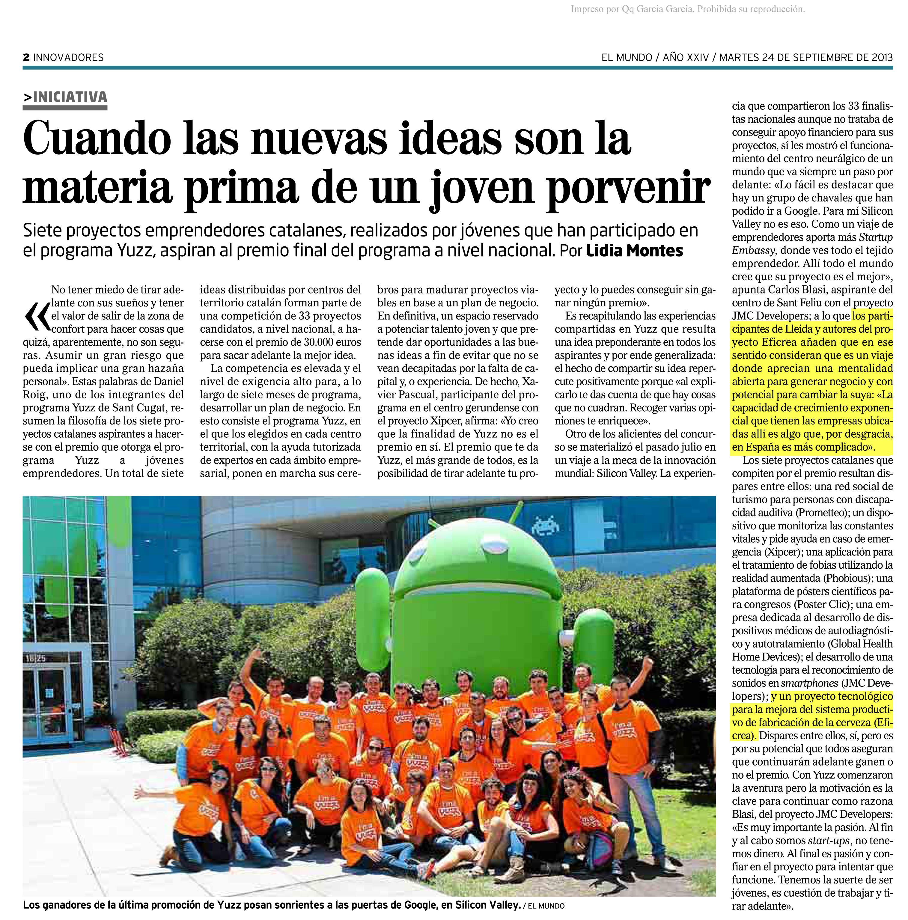 24092013 ElMundo_innovadores